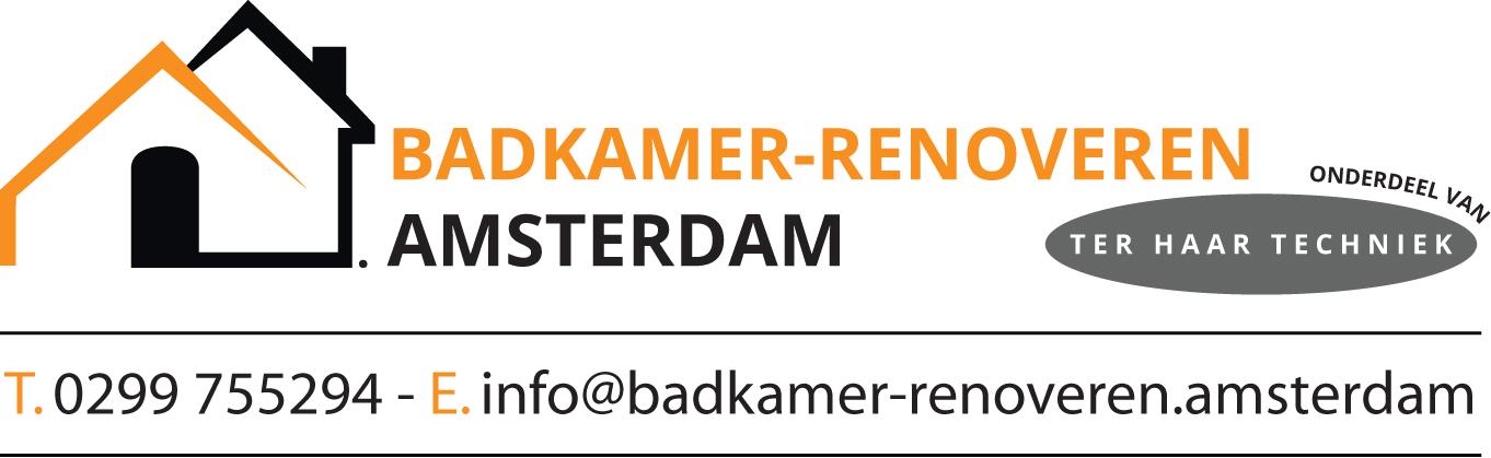 Badkamer renoveren Amsterdam
